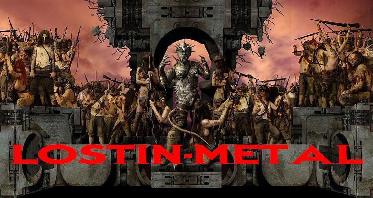 LOSTIN-METAL