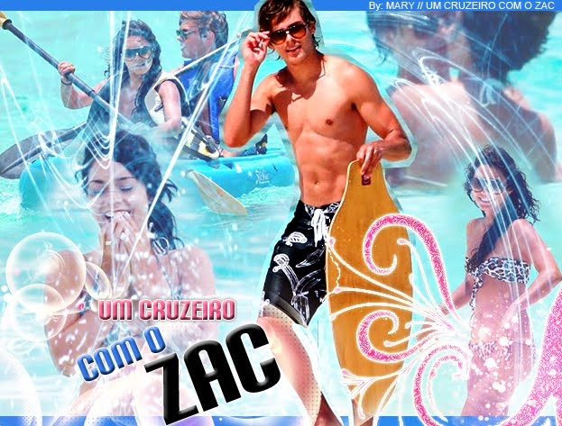 Um Cruzeiro com o Zac!
