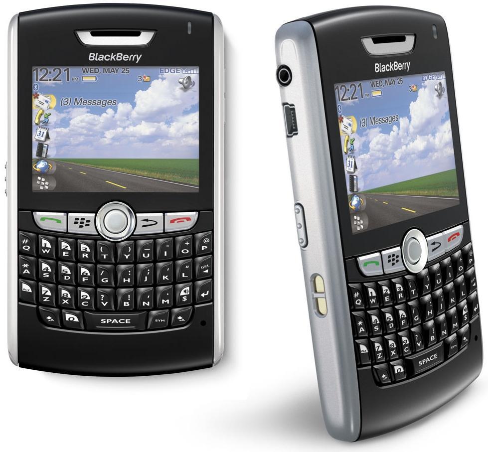 My Phone Qwerty Black Berry 8800