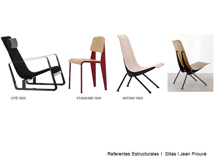 Estructura material taller 4 escuela de arquitectura universidad cat lica de chile sillas a - Sillas para estudiar ...