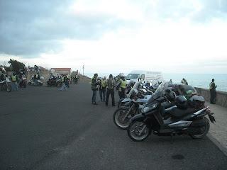 LaL 2010 com Scooters por companhia DSCN4147