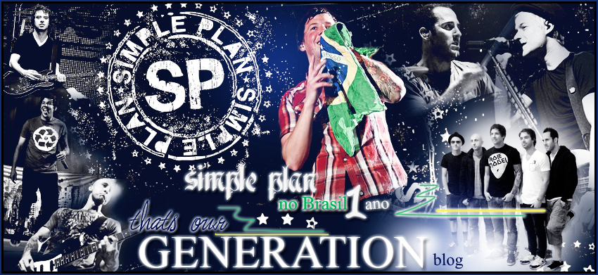 That's Our Generation - Simple Plan