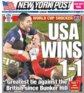 New York Post US Wins 1-1