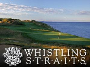Whistling Straits PGA Championship golf course