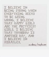 Gedicht Audrey Hepburn