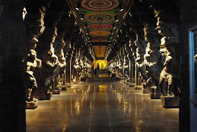 Meenakshi Temple, Madurai 6