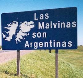 Homenaje a los caidos en Malvinas