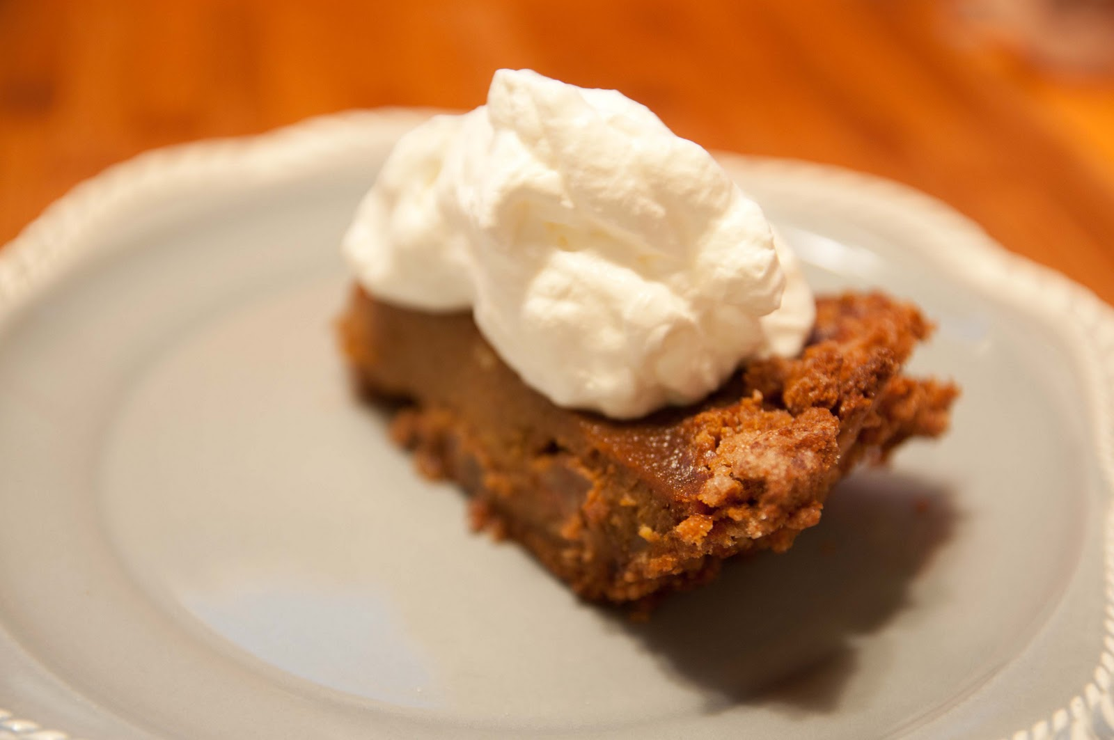 Miniature Pumpkin Pies With Graham Cracker Crusts Recipe ...