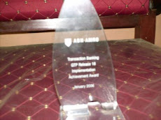Implementation Achievement Award