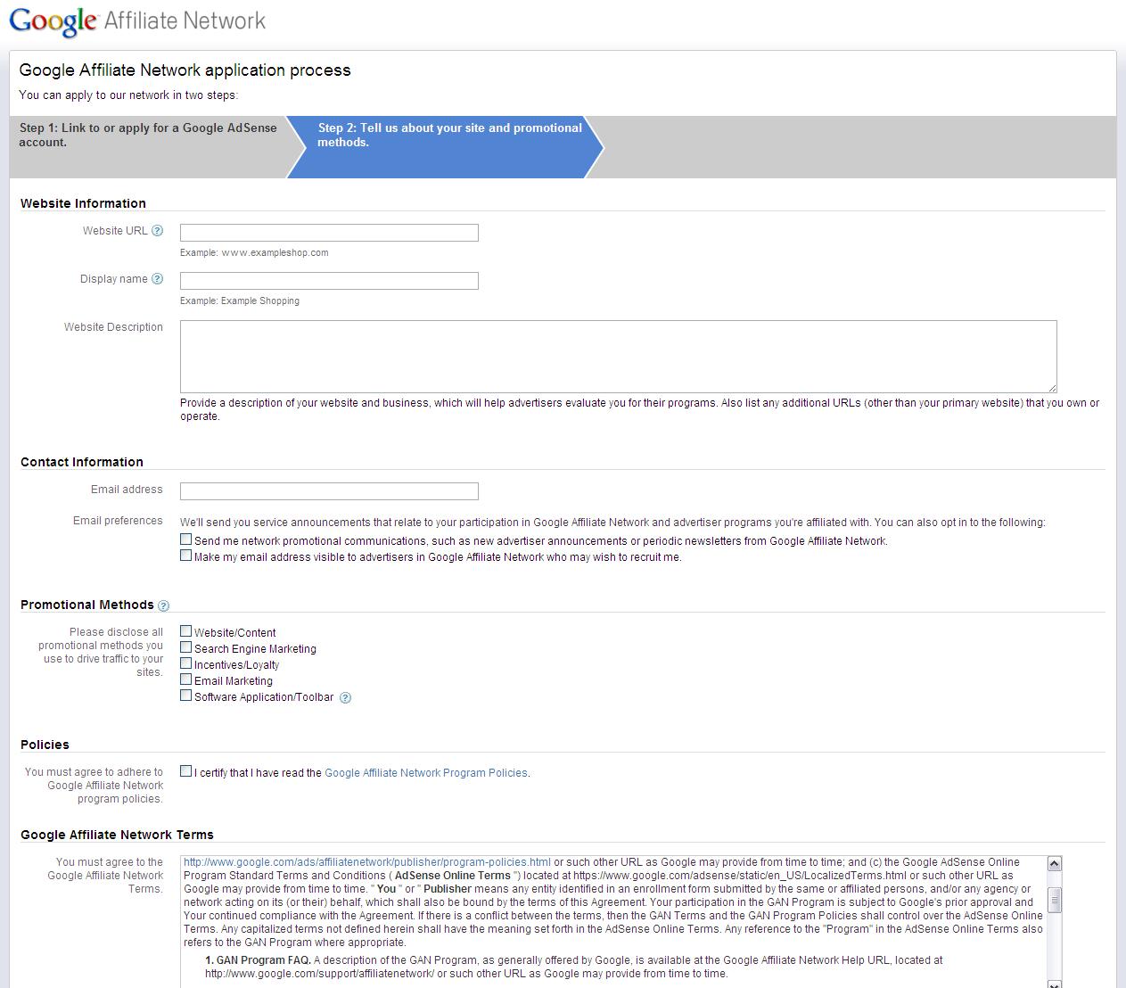 Google%2BAffiliate%2BNetwork Step%2B4 Site%2Binfo%2Band%2Bpromotional%2Bmethod Jul 21, 2010 max touzokudan suggestions. max touzokudan Best Site!