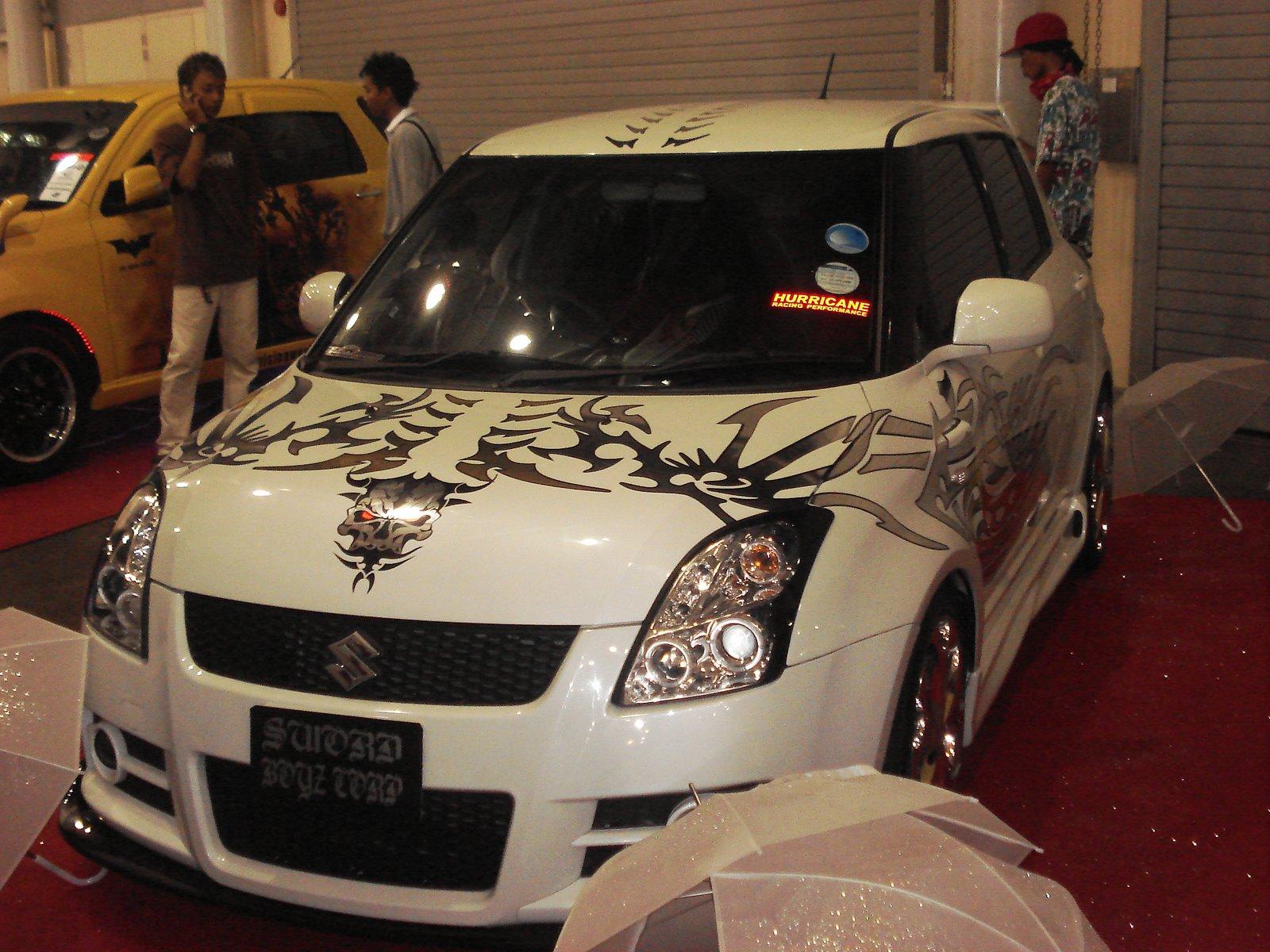 swift new age cars modification