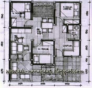 Yahoo! Answers - Tolong bantu cari gambar untuk renovasi rumah type 22