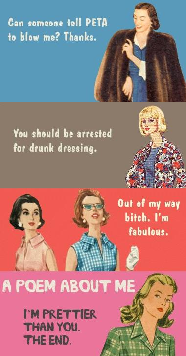 Blunt cards and their funny sayings d