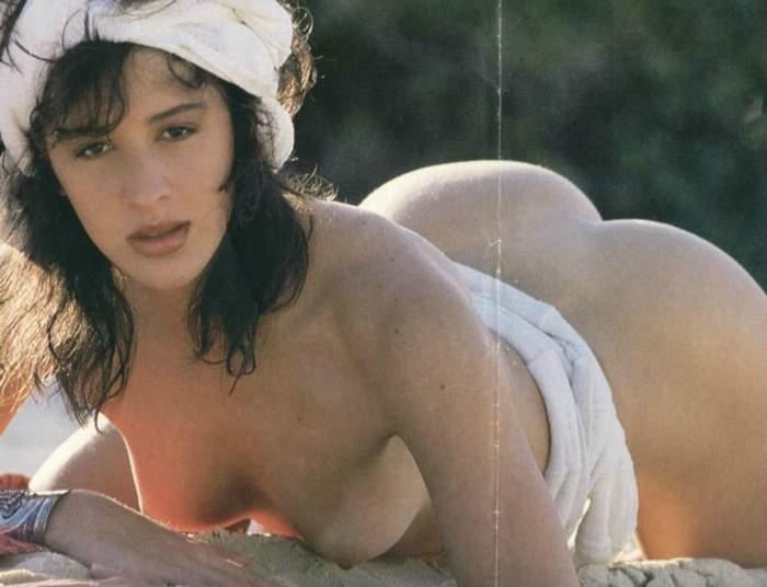 Publicado Fotos De Cl Udia Raia Nua Na Playboy Em E