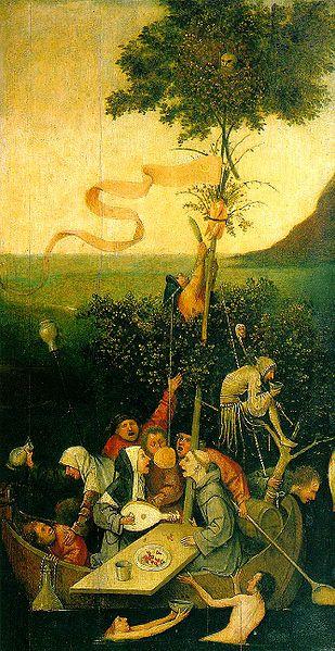 Educação medieval, o bufão e falta de modos