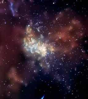 Desvendado mistério do buraco negro da Via Láctea