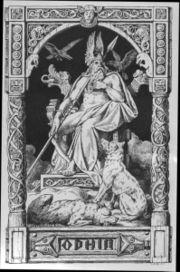Odin, o Deus Viking
