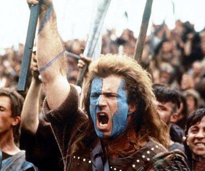 Musica Celta e a Batalha de Stirling