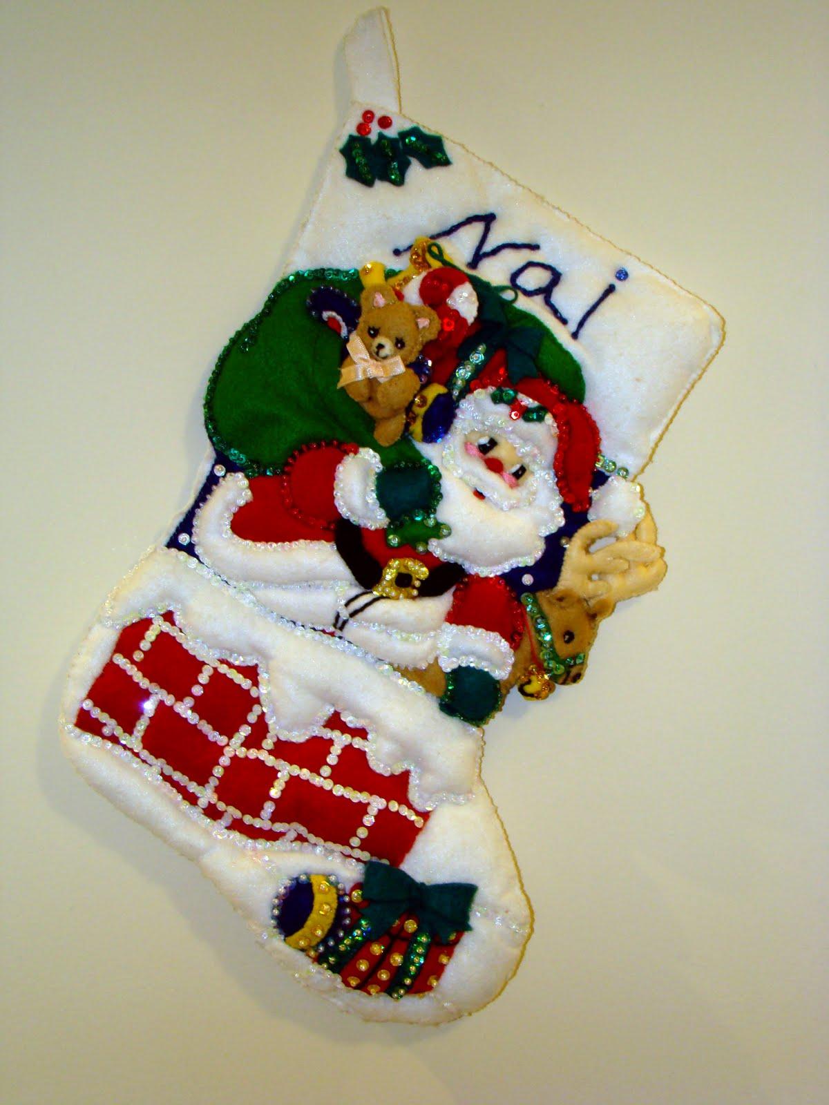 Artesanato Tecido Franzido ~ Artesanato no feltro Arte de Natal em Feltro