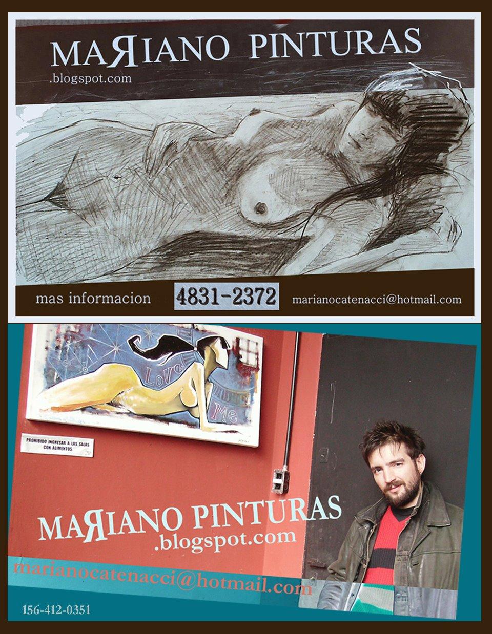 MARIANO PINTURAS.