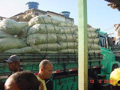 O caminhão de imbu