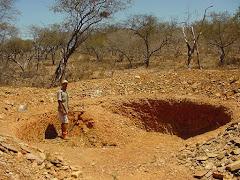 O buraco da cisterna