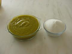 Kit para o doce de imbu