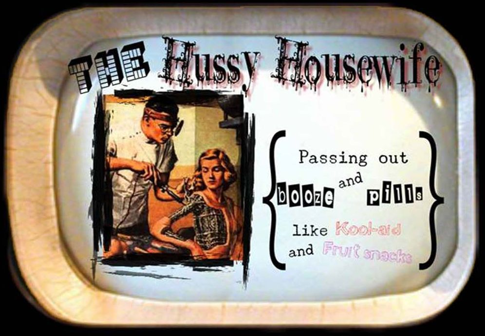 The Hussy Housewife