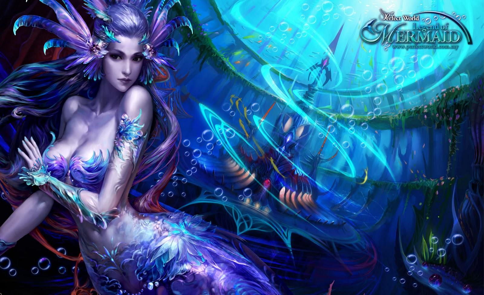 Neud anime mermaid pictures hentia galleries