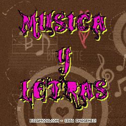 Musica Y Letras
