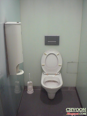 I think it is almost same like Female toilet, am i right?