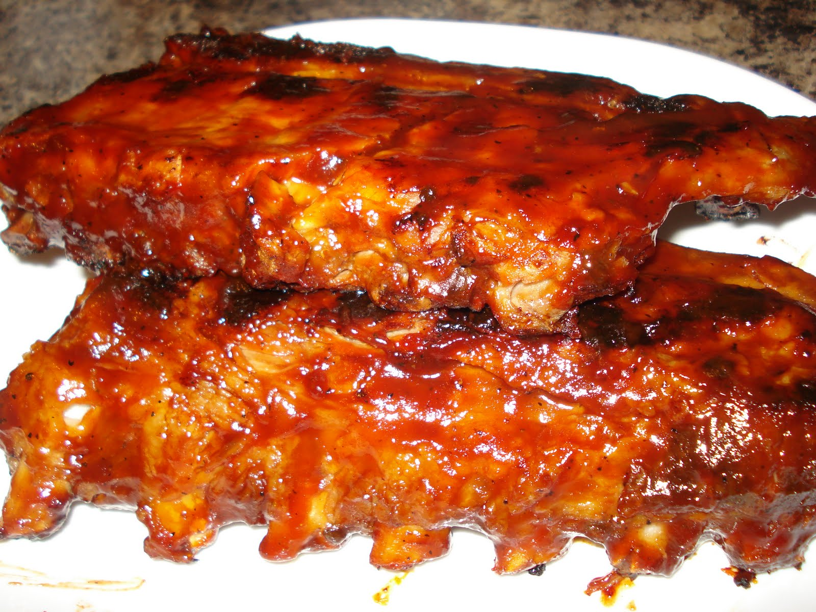 RECIPEAHOLIC: Awesome BBQ Ribs