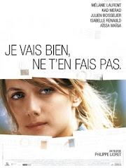 1013-Benim İçin Üzülme - Je Vais Bien, Ne T'en Fais Pas - 2006 Türkçe Dublaj DVDRip
