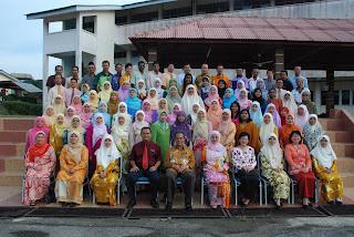 Guru-guru SMK Undang Rembau
