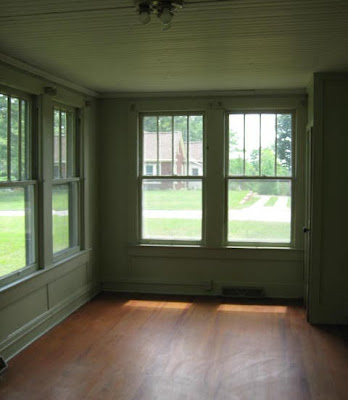 All it needs is a shade tree outside these windows