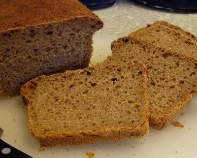 My sourdough bread!