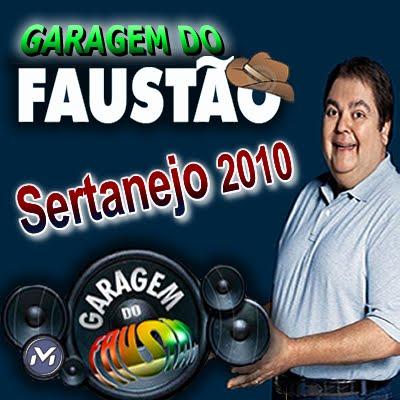CD Garagem do Faustão Sertanejo 2010