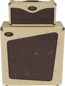 Sweet, Peavey Classic 30 Tube Head & 2x12 Cab in tweed.