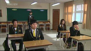 Hime no Sarange: All about Korean Drama: God of Study Episode 2