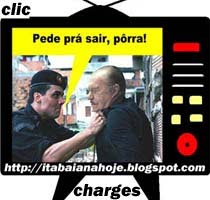 clic: Charges e Frases