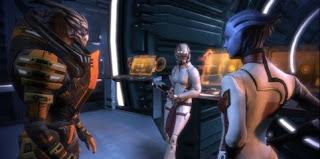 Juego Mass Effect 2 Primeros Minutos