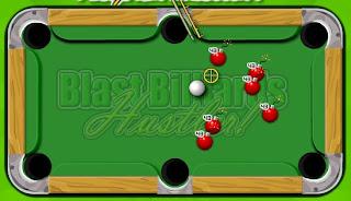 Juego de Pool Divertido Online