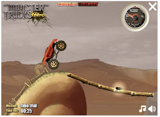 Juego Monster Trucks Nitro Online