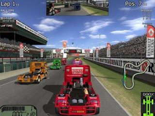 juego carreras camion