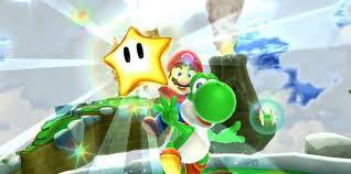 Juego Super Mario Galaxy 2 Video Inicio
