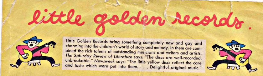 little golden records