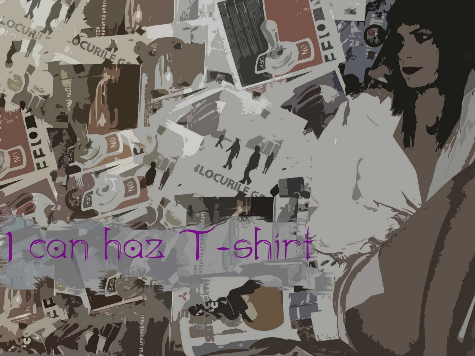 I can haz T-shirt