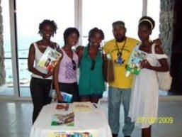 Visita a Exposição na Bienal Afro...