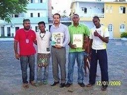 Associação de Capoeira Negros e Brancos N.B, Vera Cruz (20 anos)