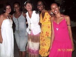 Colegas do Curso: História da África- Associação Cultural Amuleto/UNEB